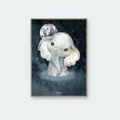 Elefant drømmefanger