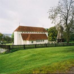 Stengårdshults kyrka ritad av Turben Grut.