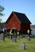 Tiondeboden i Ingatorp från ca 1219.