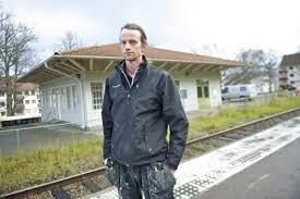 André Blomgren, ett av Byggnadsvårdsföreningens länsombud. Bild från JP.