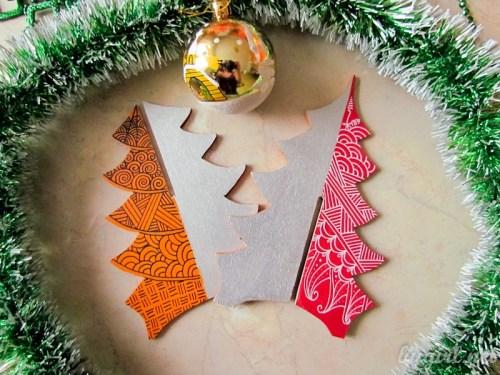 Деревянные фигурки: три способа применения к Новому году