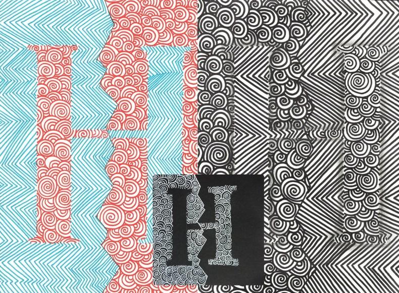 леттеринг: что это такое и как научиться рисовать буквы