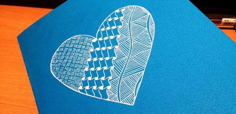 Креативные открытки своими руками - придумать и нарисовать открытку