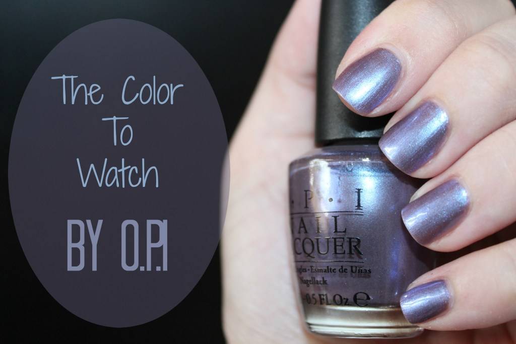 the color to watch