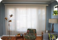 Window treatments ranch style homes - House design plans
