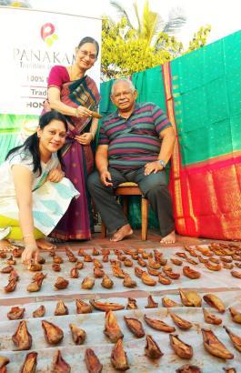 Madhuri Saripalle & Family of Anakapalle - AP