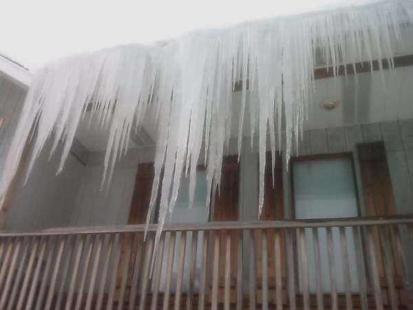 Killer Death Icicles