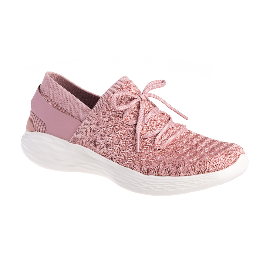 Skechers You Walk rosafarvet damesneakers 14975/MVE - By Hein Shoes