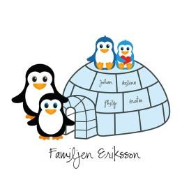 Pingvinfamiljen