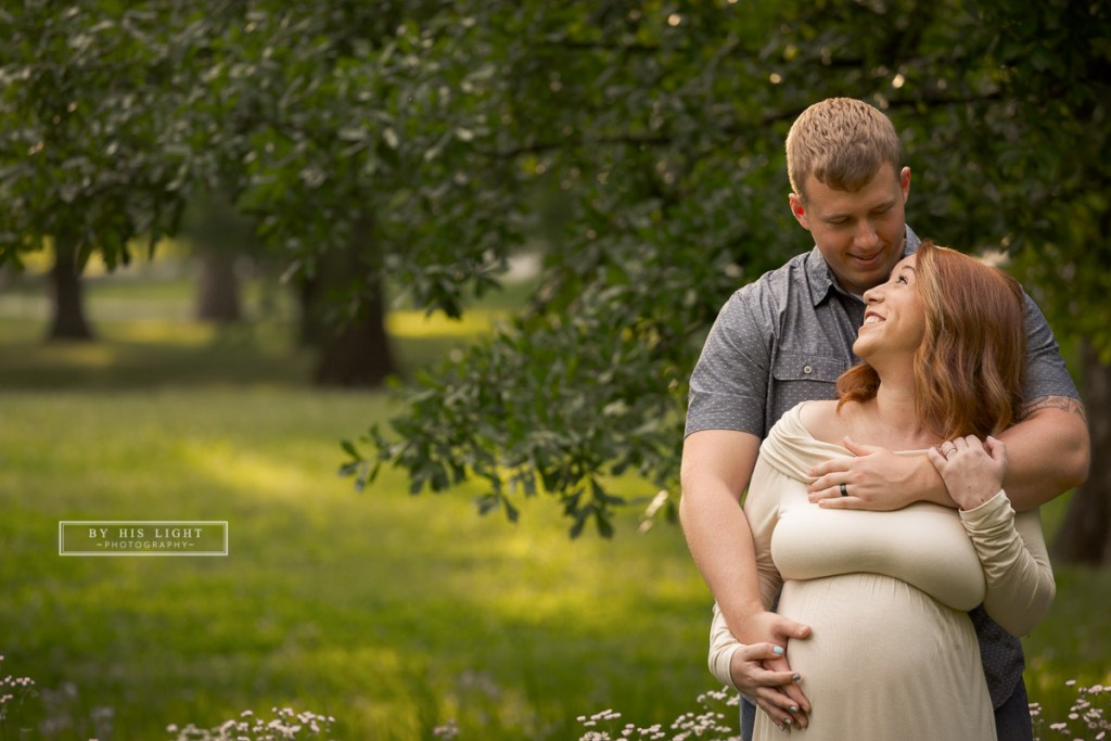 tower grove st louis maternity session