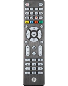 Ge 8 Device Universal Remote Codes List : device, universal, remote, codes, Program, Universal, Remote