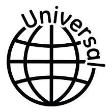 GE 8-Device Universal Remote, Black