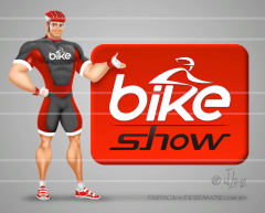 bicycle cycling sport mascot design character concept art mascote bicicleta ciclista ciclismo bike show j lima desenho cartoon cartum photoshop wacom huion arte conceito illustration ilustracao1