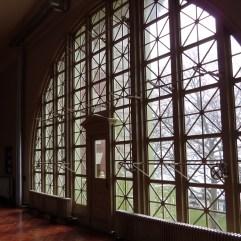 Ellis Island Windows