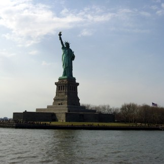 Statue of Liberty: Dedicated in 1886