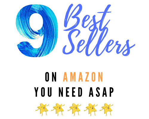 9 BEST-SELLING Amazon Items You NEED ASAP