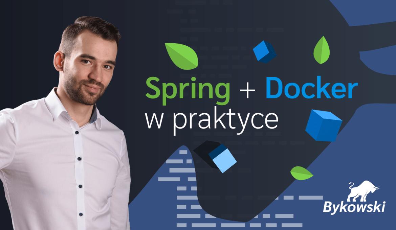 Spring Boot i Docker w praktyce – Warszawa Last minute
