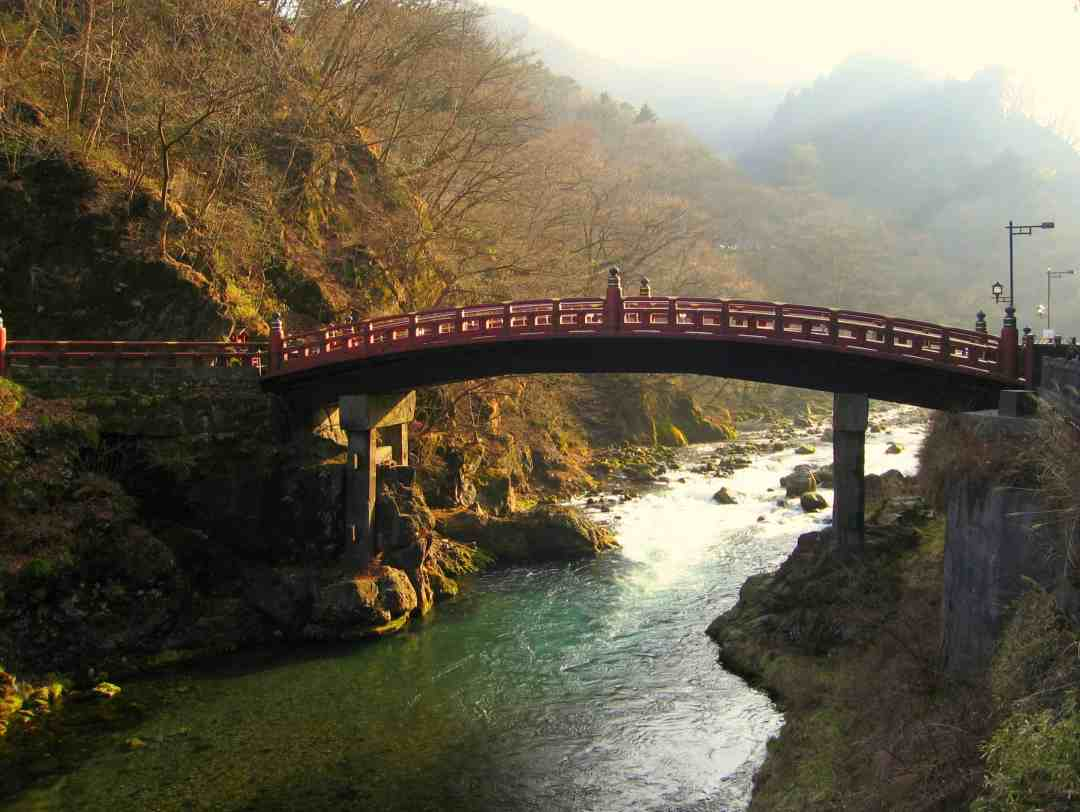 Nikko Japan Bridge
