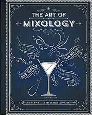 mixology book