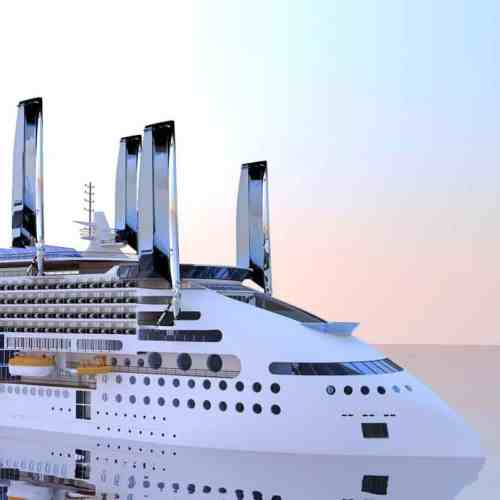 Healthy cruise ship Peace Boat is the world's most eco friendly cruise ship