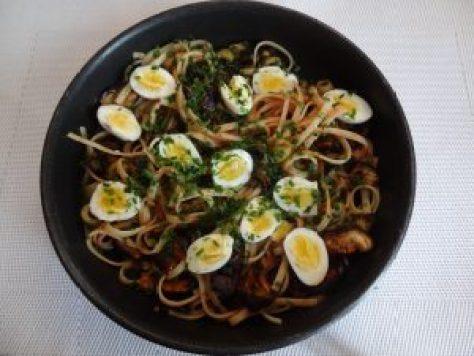 poelee-linguinesoeufs-de-caille-2