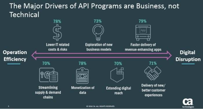 API 활용 효과