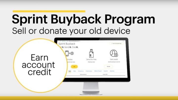 Sprint Buyback Program