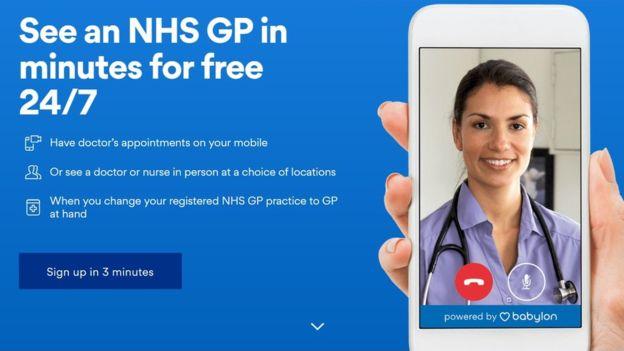 Health Secretary blind to £35M impact of Babylon's 'GP at ...