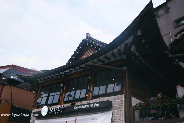 Samcheongdong_road