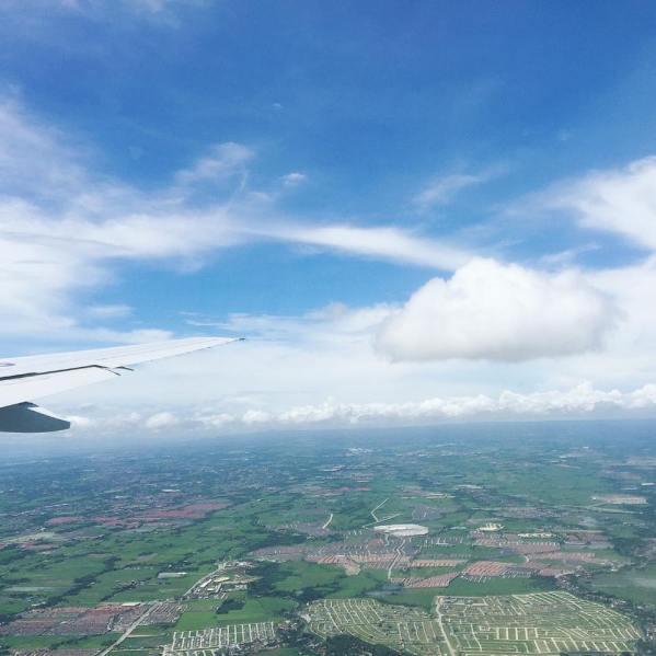 Goodbye Bangkok ! Until next time :((