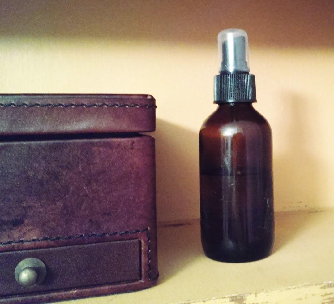 Natural Essential Oil Mosquito Repellent Recipe