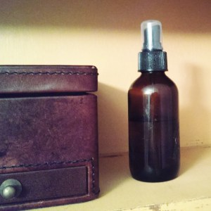 Natural Essential Oil Mosquito Repellent Recipe