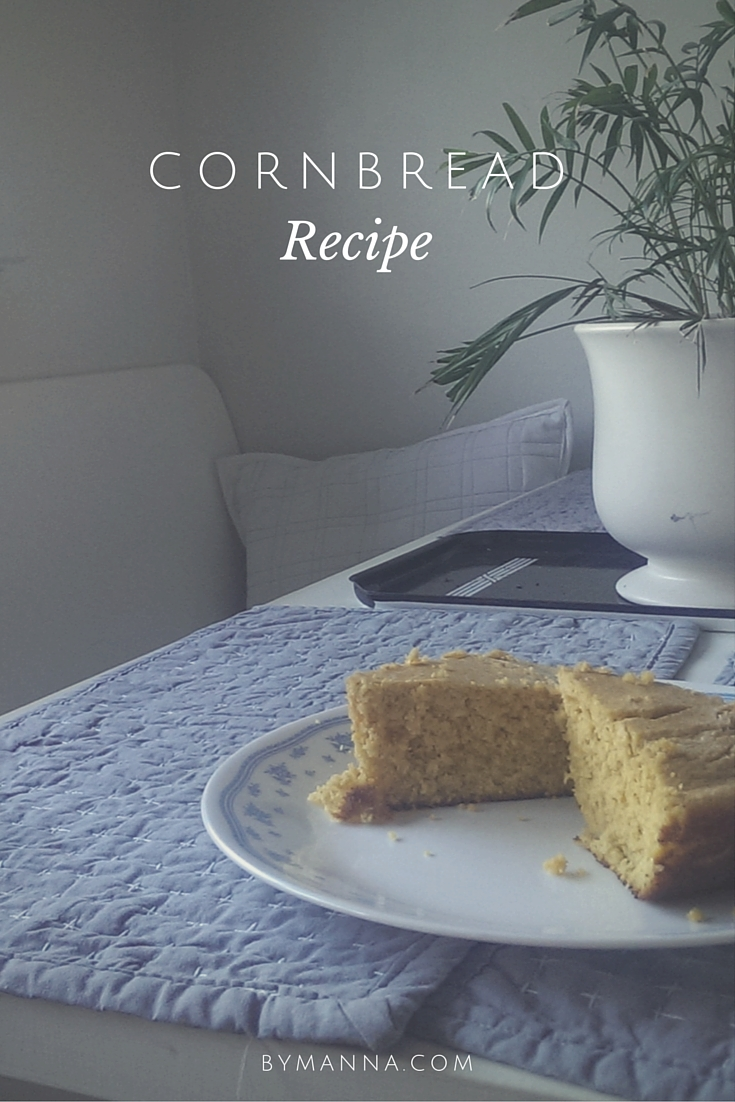 Homestead Style Cornbread Recipe