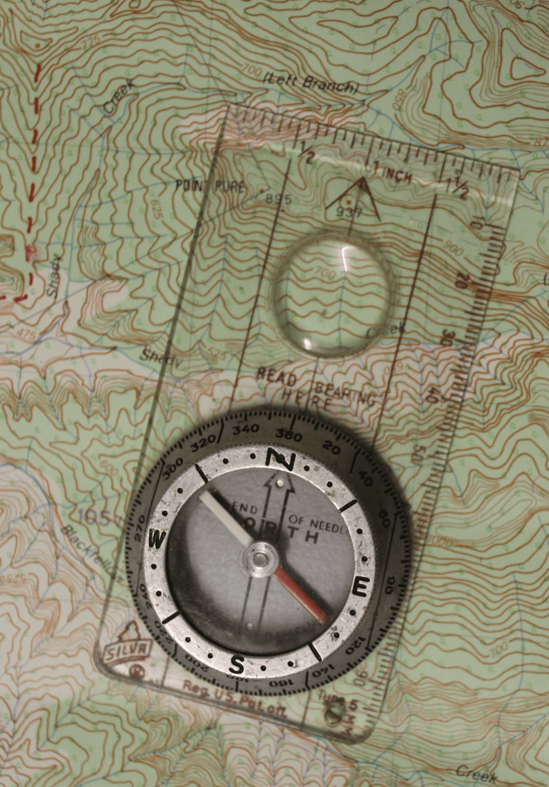 By Map And Compass