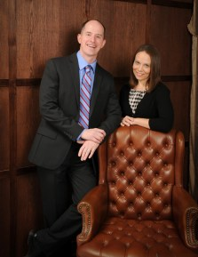 Photo of John and Natalie Bymaster