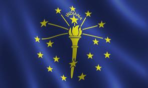 Indiana flag