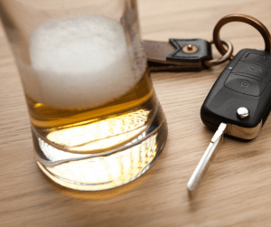 Bankruptcy and DUI