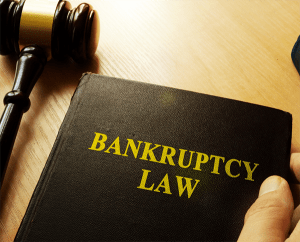 Image depicting What happens in bankruptcy