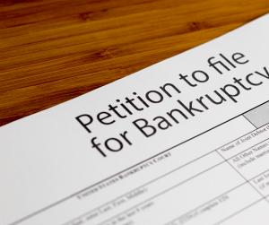 Declare Bankruptcy