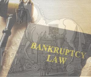 2005 Bankruptcy Reform Law Trojan Horse