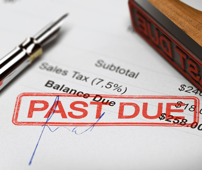 Debts Sold to Collection Agency
