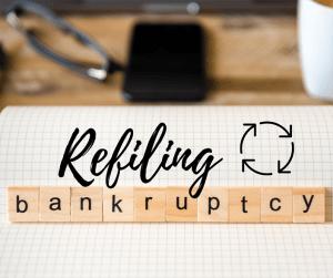 Refiling Bankruptcy