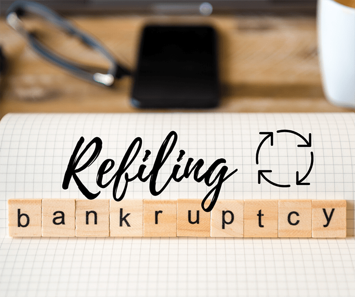 Refiling Bankruptcy in Indiana