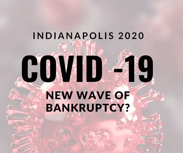 COVID-19 Indianapolis Bankruptcy