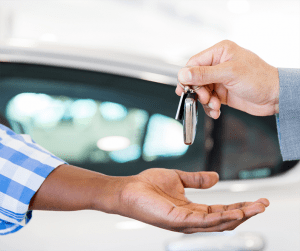 Buying a Car with tax refund