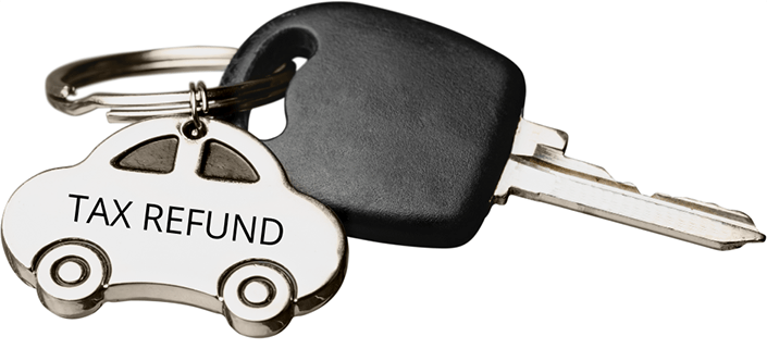 Spending Tax Refund on Car Before Bankruptcy