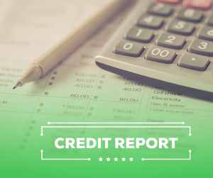 Debts Not Listed on Credit Reports in Indiana