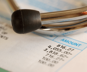 Medical Bills - Debts Not Listed on Credit Reports in Indiana