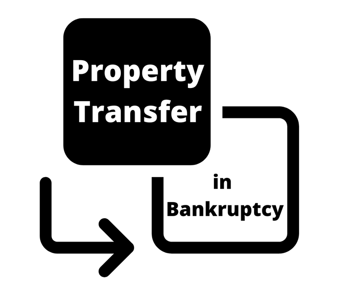 Can I Put My Property in My Spouse's Name and File for Bankruptcy?