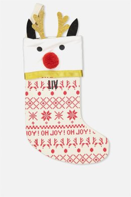 Cotton On Personalized Stocking R199